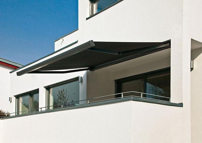 Markise Gnstig Affordable Katzennetz Balkon Befestigen